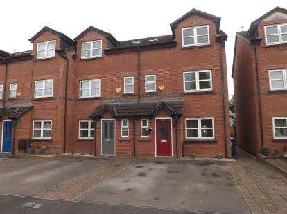 4 Bedrooms Semi Detached House for sale in Morgans Way, Lowton, Warrington