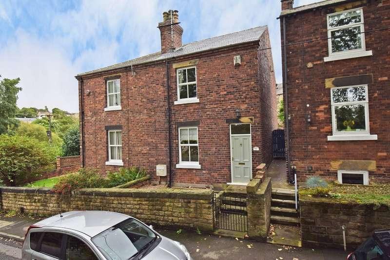 3 Bedrooms Semi Detached House for sale in Slack Lane, Newmillerdam, Wakefield