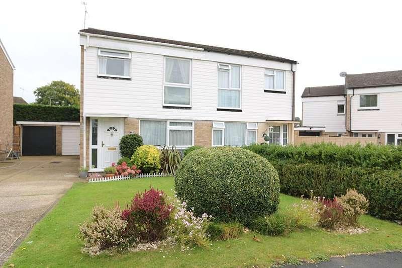 3 Bedrooms Semi Detached House for sale in Blackmoor Close, Ascot, Berkshire, Sl5 8eu