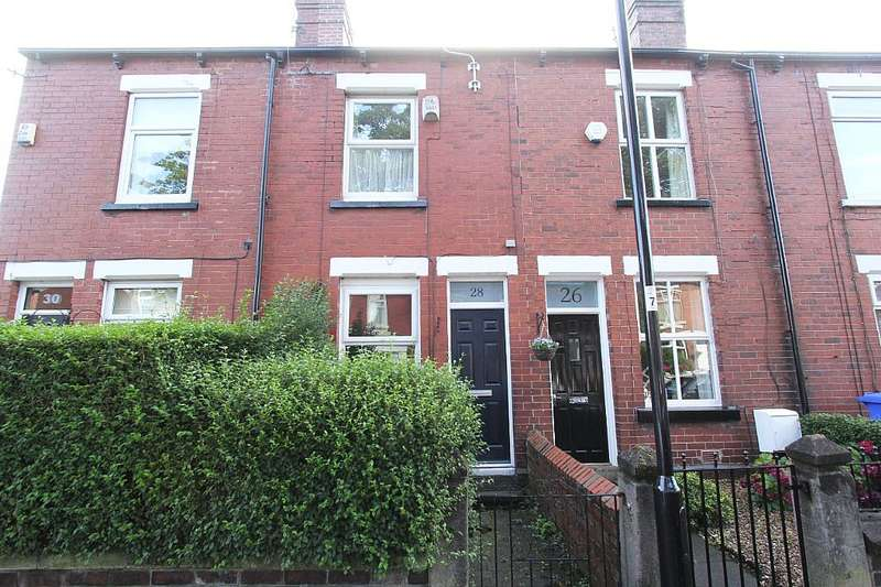 2 Bedrooms Terraced House for sale in 28, Mitchell Road, Sheffield, Yorkshire, S8 0GQ