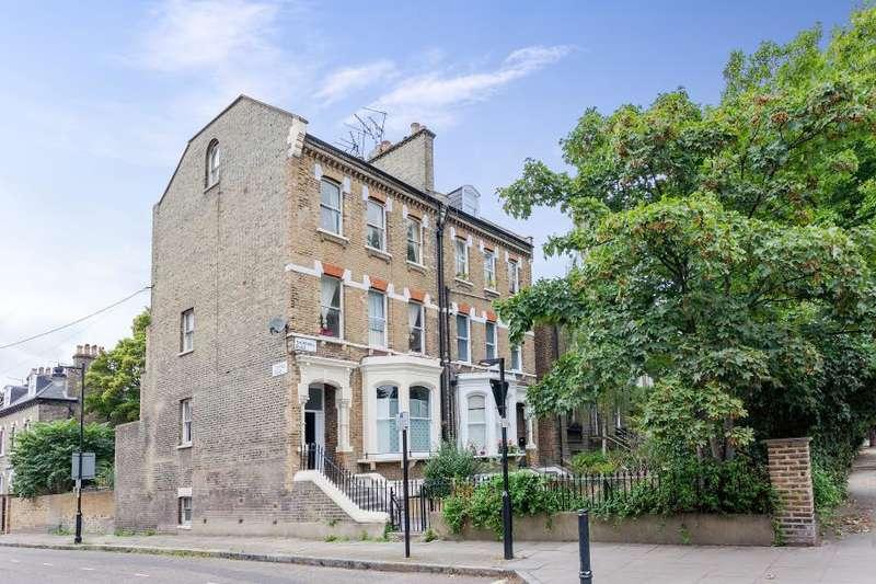 2 Bedrooms Flat for sale in Barnsbury N1