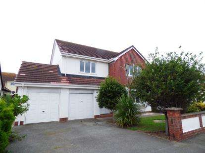 4 Bedrooms Detached House for sale in Great Ormes Road, Llandudno, Conwy, North Wales, LL30