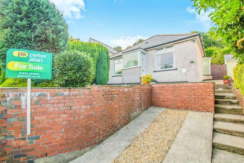 2 Bedrooms Detached Bungalow for sale in Usk Road, Pontypool