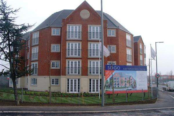 2 Bedrooms Apartment Flat for sale in Madison Avenue, Brierley Hill