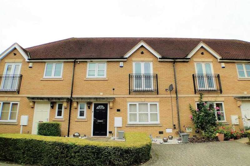 3 Bedrooms Terraced House for sale in Darwin Close, Milton Keynes