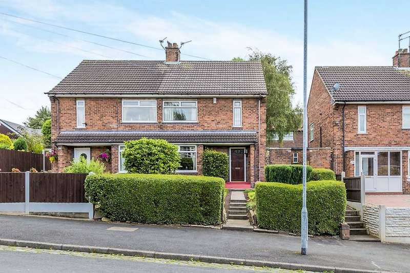 3 Bedrooms Semi Detached House for sale in Sunnyside Avenue, Tunstall, Stoke-On-Trent, ST6