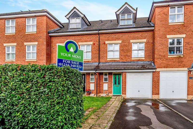 3 Bedrooms Property for sale in Usher Close, Bedford, MK42