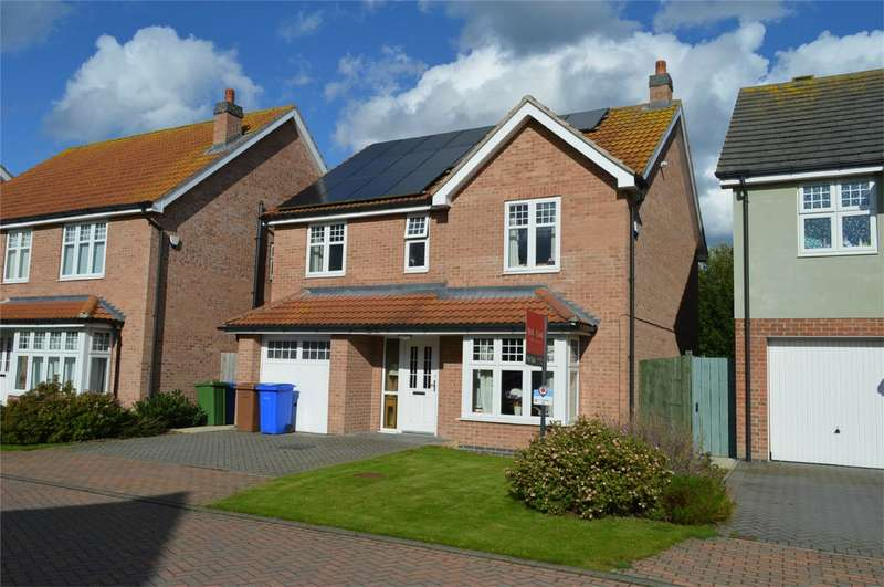 4 Bedrooms Detached House for sale in Rawson Way, Hornsea, East Riding of Yorkshire