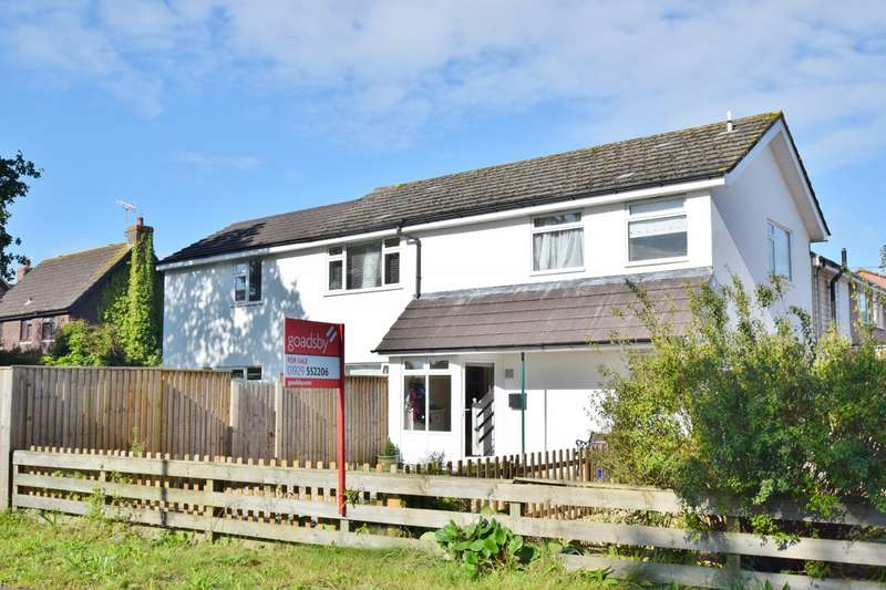 4 Bedrooms Detached House for sale in Sandford