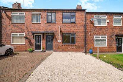 3 Bedrooms Terraced House for sale in Jubilee Avenue, Dukinfield, Tameside, Greater Manchester