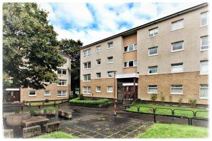 3 Bedrooms Flat for sale in McAslin Court, Townhead, Glasgow