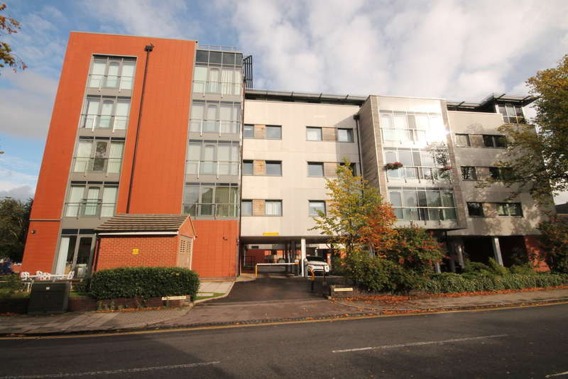2 Bedrooms Apartment Flat for sale in Heron House, Goldington Road, Bedford, MK40