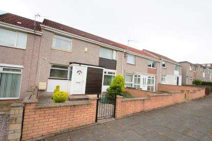 3 Bedrooms Terraced House for sale in Keith Drive, Glenrothes