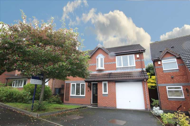 4 Bedrooms Detached House for sale in Warwick Road, Sutton Coldfield, B73 6ST