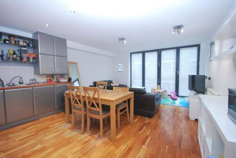 2 Bedrooms Flat for sale in Boundary Street, London, E2 7JG