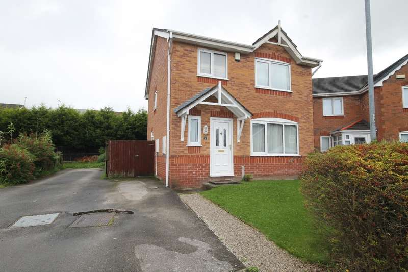3 Bedrooms Detached House for sale in Earlwood Gardens Whiston L35