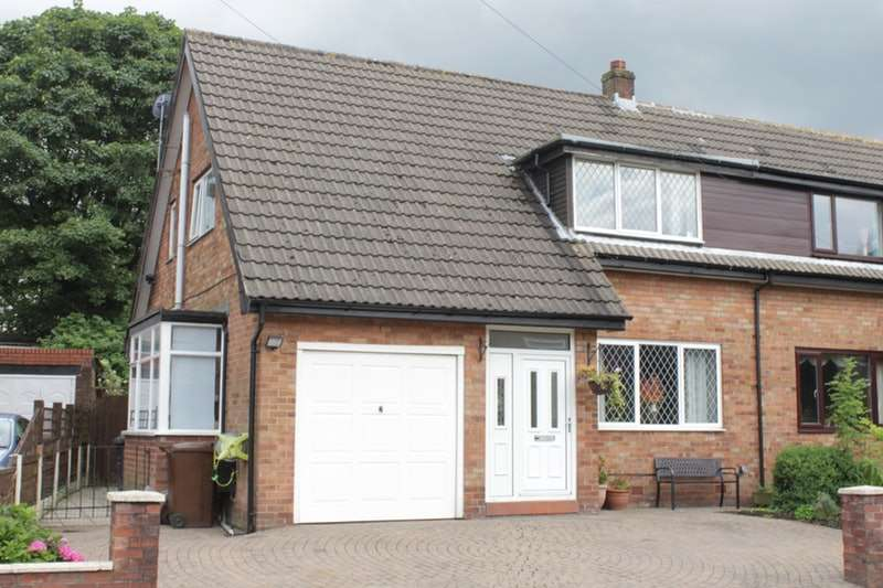 3 Bedrooms Semi Detached House for sale in Arden close, ASHTON-UNDER-LYNE, Lancashire, OL6