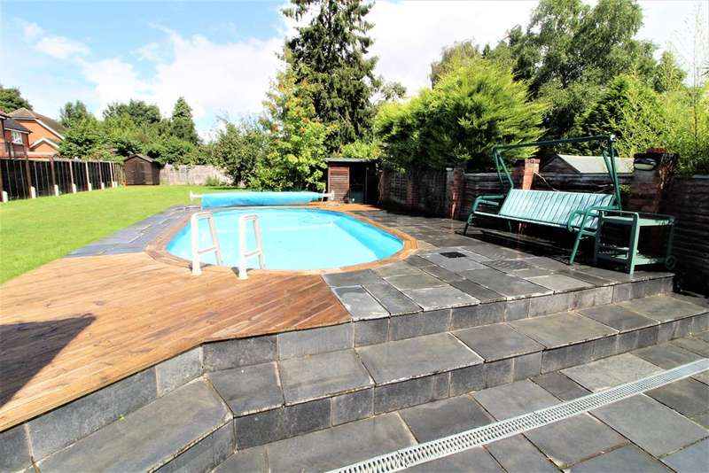5 Bedrooms Detached House for sale in Evendons Lane, Wokingham, RG41 4AD
