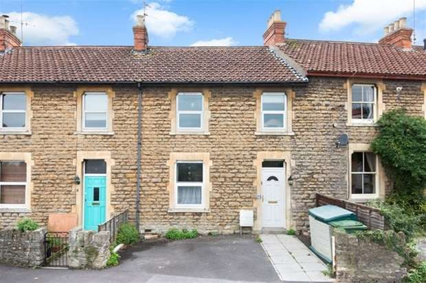 3 Bedrooms Terraced House for sale in Adderwell Road