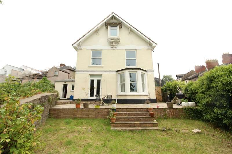 4 Bedrooms Semi Detached House for sale in Windsor Terrace, Newport, NP20