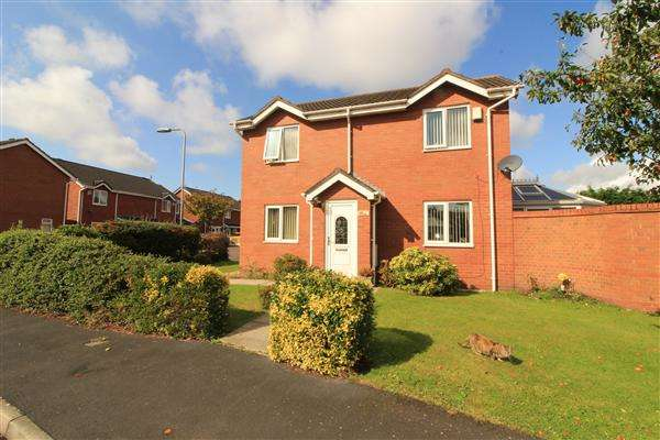 3 Bedrooms Detached House for sale in Badby Wood, Kirkby