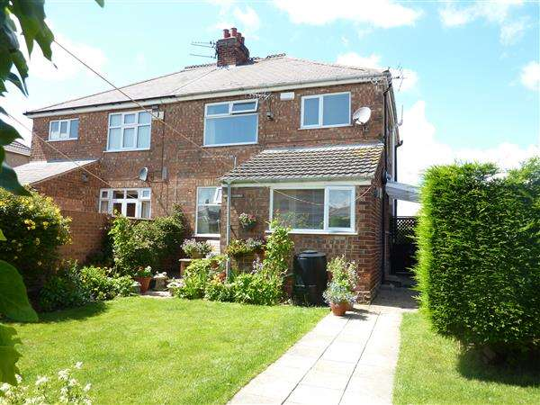 3 Bedrooms Semi Detached House for sale in MARKLEW AVENUE, GRIMSBY