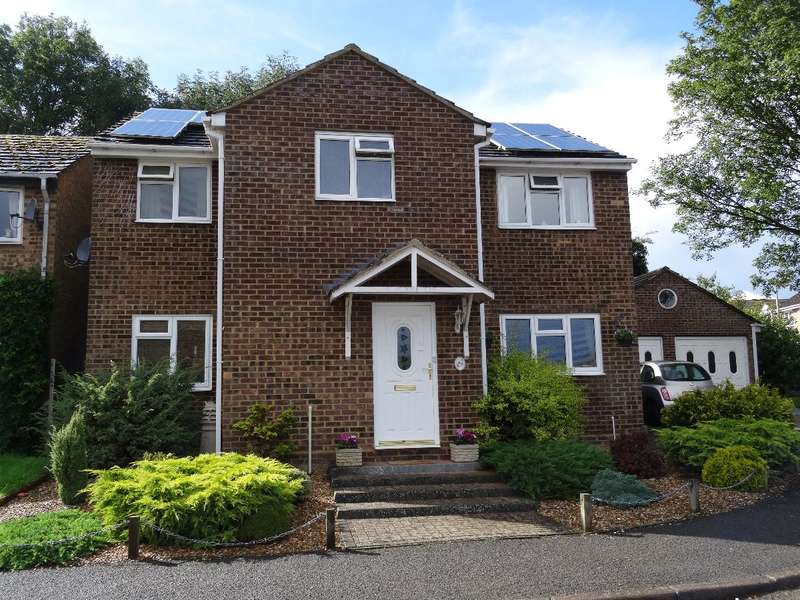 3 Bedrooms Detached House for sale in WEST SIDE RISE, OLNEY