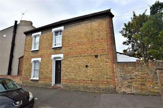2 Bedrooms End Of Terrace House for sale in Jesmond Road, Croydon
