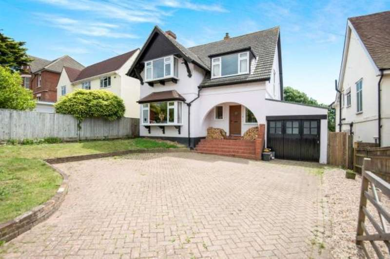 4 Bedrooms Detached House for sale in Filsham Road, St. Leonards-On-Sea, TN38