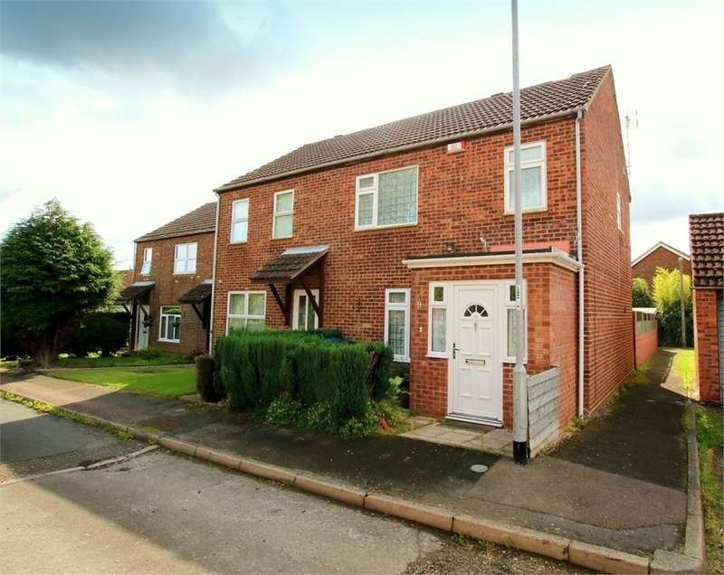 3 Bedrooms End Of Terrace House for sale in Eaton Socon, St. Neots