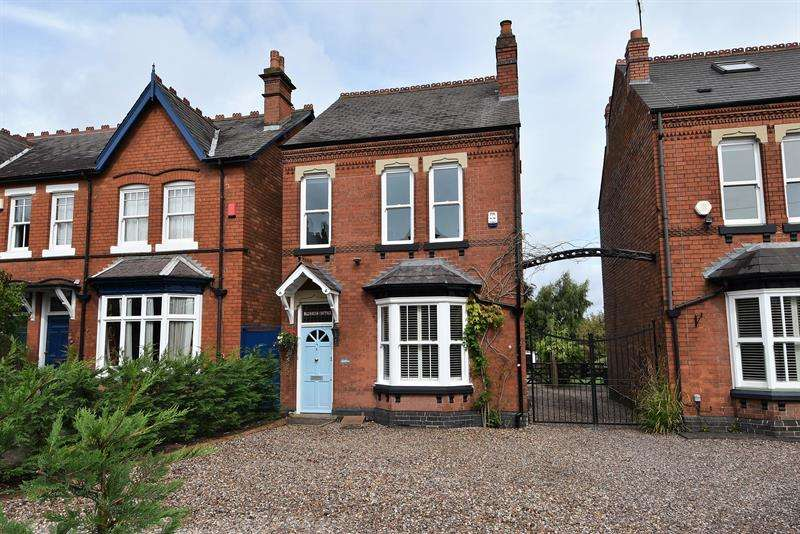 4 Bedrooms Detached House for sale in Northfield Road, Kings Norton, Birmingham
