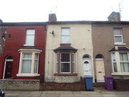 3 Bedrooms Terraced House for sale in Mansell Road, Liverpool, Merseyside, England, L6