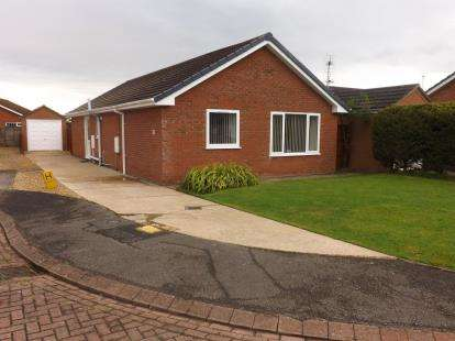 4 Bedrooms Bungalow for sale in Jenkins Close, Skegness, Lincolnshire