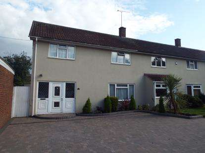 3 Bedrooms End Of Terrace House for sale in Fryerns, Basildon, Essex