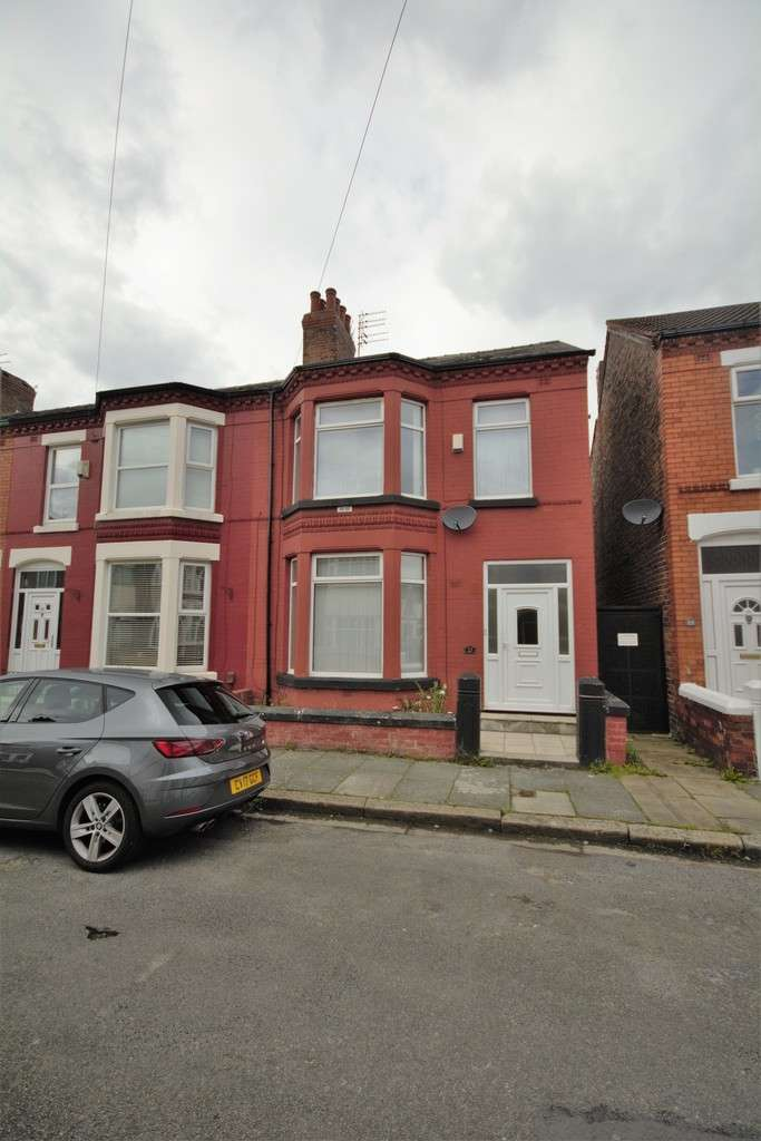 4 Bedrooms End Of Terrace House for sale in Ashdale Road, Mossley Hill