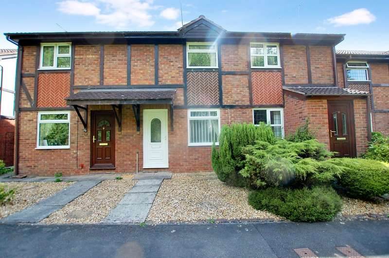 2 Bedrooms Terraced House for sale in Lucerne Close, Huntington, Chester