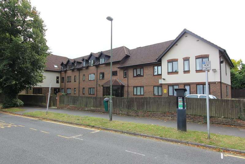 2 Bedrooms Flat for sale in Sycamore Lodge, Sevenoaks Road, Orpington, Kent, BR6 9JH