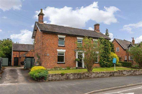 5 Bedrooms Cottage House for sale in The Mill House, Teddesley Road, Penkridge
