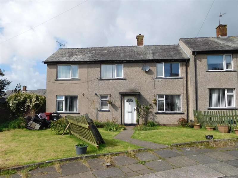 3 Bedrooms End Of Terrace House for sale in Cote Ley Crescent, BARROW-IN-FURNESS