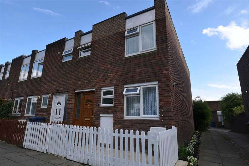 3 Bedrooms Terraced House for sale in Wellington, Fieldmead