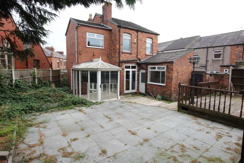 3 Bedrooms Detached House for sale in Brindley Street, Wigan, WN5