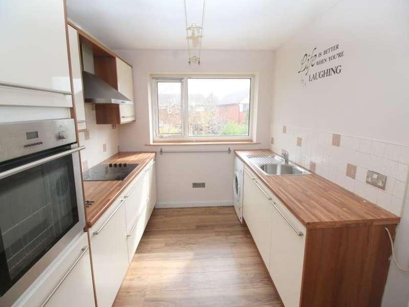 2 Bedrooms Flat for sale in Rednal Walk, Wigan, WN3