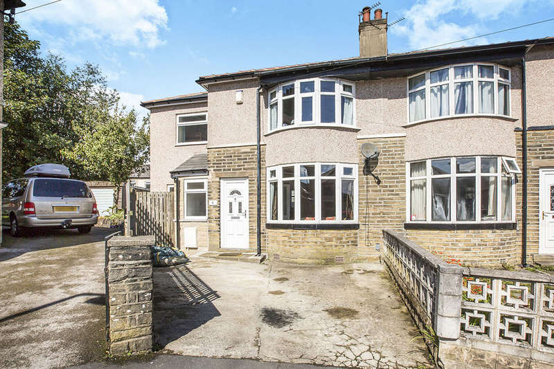 4 Bedrooms Semi Detached House for sale in Newstead Gardens, Halifax, HX1