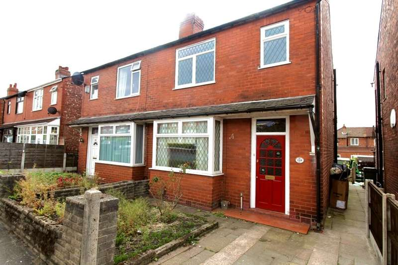 3 Bedrooms Property for sale in Turncroft Lane, Stockport, SK1