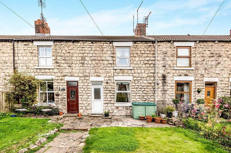 2 Bedrooms Terraced House for sale in East View, Micklefield, Leeds, LS25