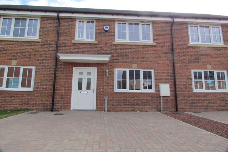 3 Bedrooms Terraced House for sale in Jefferson Grove, Seaton Delaval, Whitley Bay, NE25