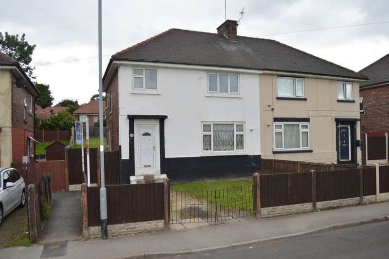 3 Bedrooms Semi Detached House for sale in Herringthorpe Valley Road, Rotherham, S65