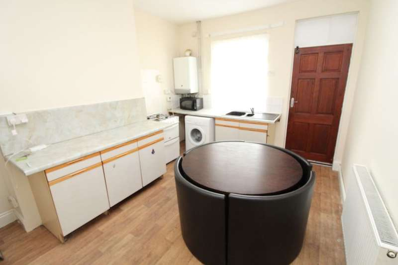 2 Bedrooms Terraced House for sale in Selborne Street, Rotherham, S65