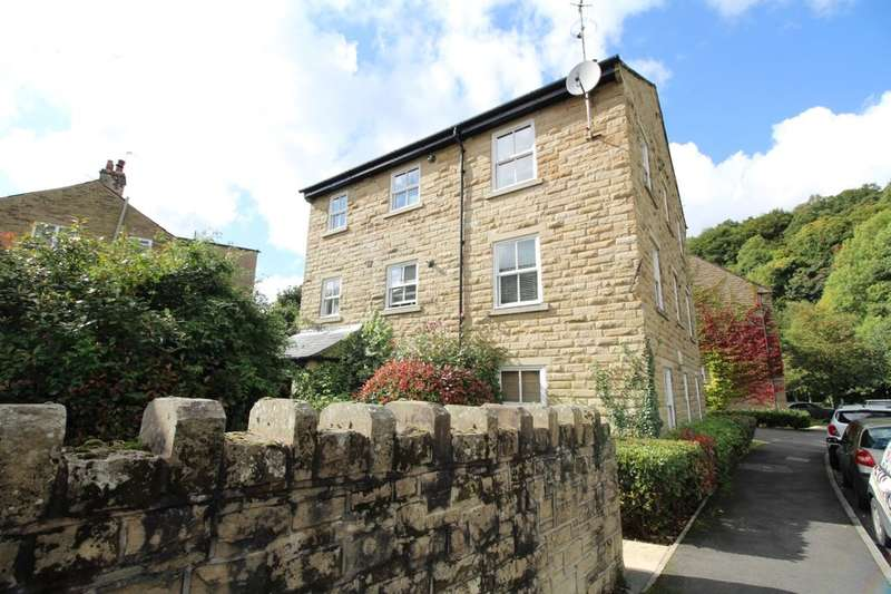 2 Bedrooms Flat for sale in Hamson Drive, Bollington, Macclesfield, SK10