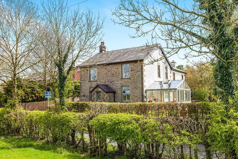 5 Bedrooms Detached House for sale in Ashley Lane, Goosnargh, Preston, PR3